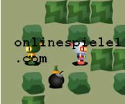 Bomberman Flash spiele online